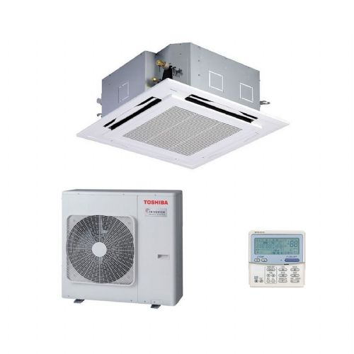 Toshiba Air Conditioning Heat Pump Cassette RAV-SM1404UTP-E 12Kw/40000Btu Digital Inverter A 240V/415V~50Hz